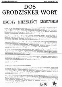 plakat_Grodzisker-Wort
